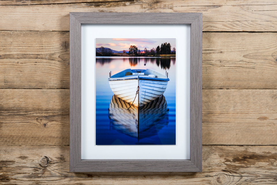 Fine Art Float Frame Loxley Colour
