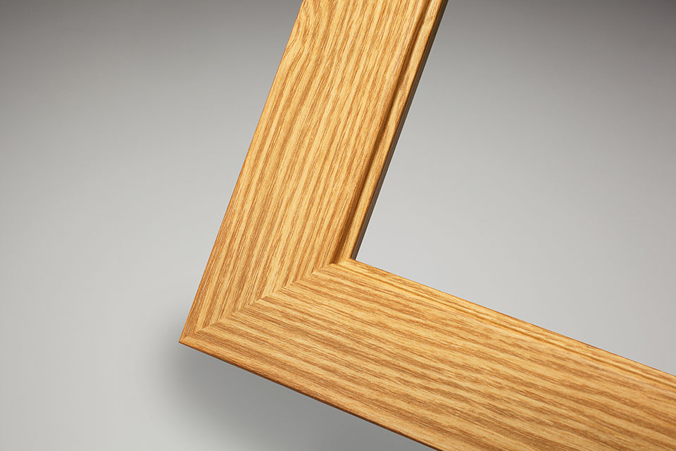 Contemporáneo Oak Picture Frame Moulding Foto - Ideas Personalizadas ...