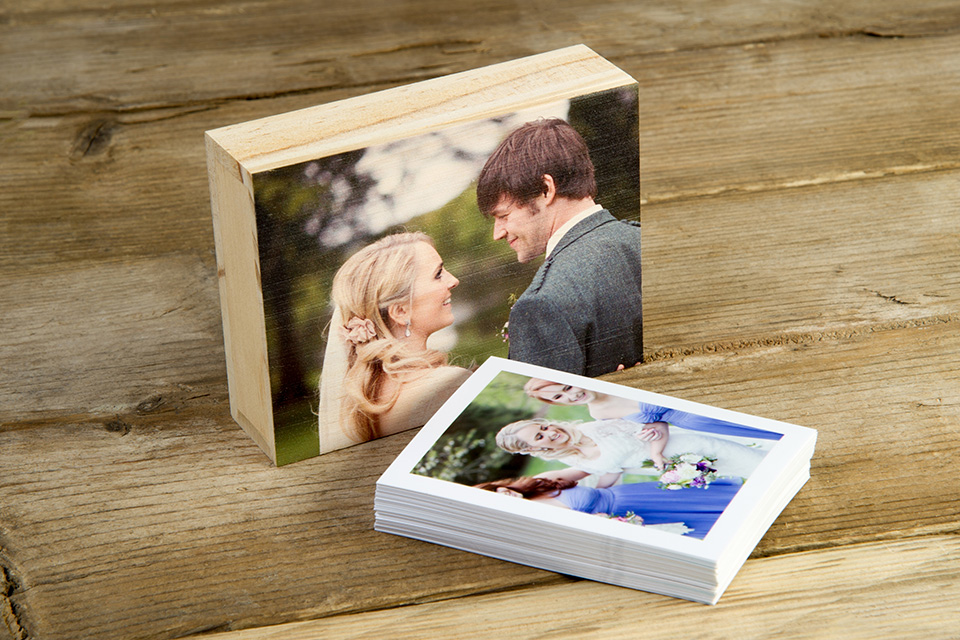 wooden mini print box loxley colour